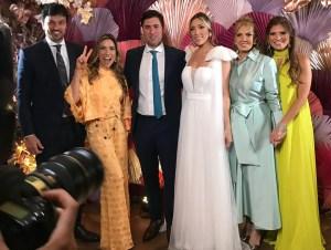 casamento graco 300x226 - SELANDO O AMOR: Empresário paraibano se casa com irmã de ministro e genro de Silvio Santos