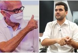 Eleições: Wilson Filho e Cícero Lucena se reúnem a pedido do governador para debater possível unidade