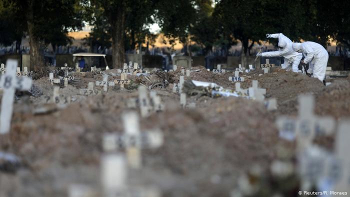 corona 2 - COVID-19: Brasil registra mais 829 mortes e 36 mil novos casos em 24h