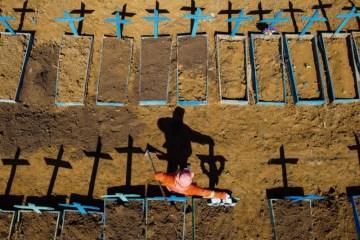 corona 4 - Brasil registra alta de mortes por Covid-19 em 7 estados e passa de 138 mil
