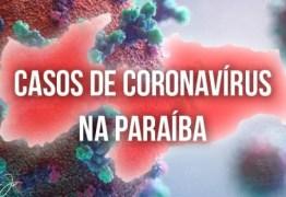Paraíba confirma 777 novos casos de Covid-19, e 11 óbitos