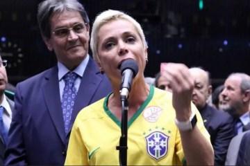 cristiane brasil - STJ manda TJ do Rio analisar liberdade de Cristiane Brasil