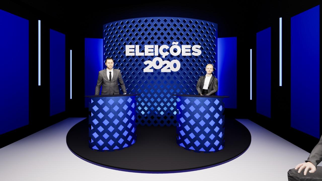 debate - DISPUTA ELEITORAL: Sistema Arapuan já está pronto para primeiro debate das Eleições 2020 - CONFIRA