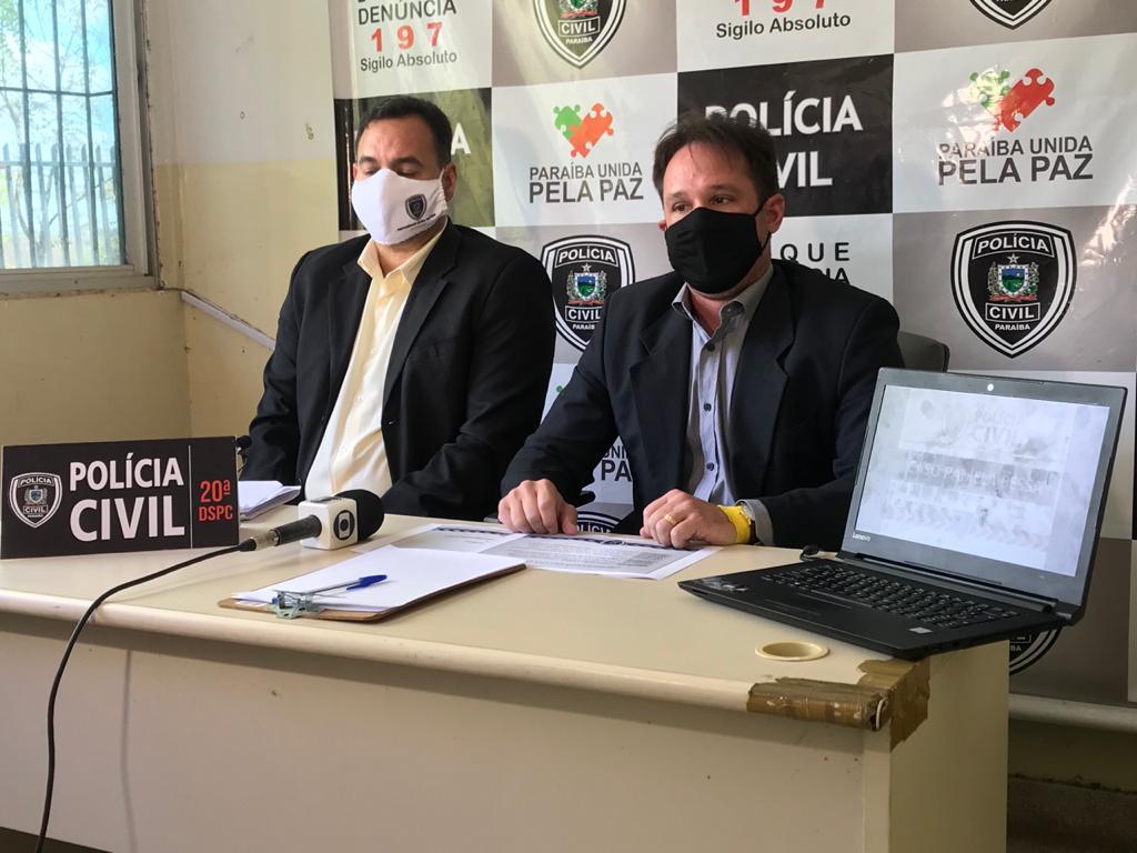 delegado - Homem suspeito de matar a mulher grávida no sertão tem prisão preventiva decretada
