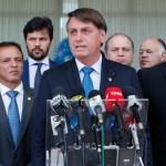 """dhxld95zuxabig3b55fqfxbvu - """"O auxílio, infelizmente para os demagogos e comunistas, não pode ser para sempre"""", diz Bolsonaro"""