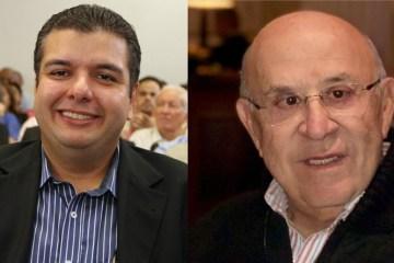 diego e ney - Daniella e Veneziano pedem licença no Senado; Diego Tavares e Ney Suassuna assumem