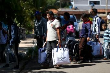 edit mcmgo abr 201220182263 - Refugiados venezuelanos podem contribuir para desenvolvimento do país