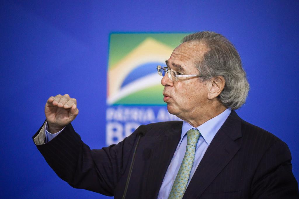 guedes Reforma 1 1 - Imposto sobre o Pix? Entenda a 'pegadinha' tributária de Paulo Guedes