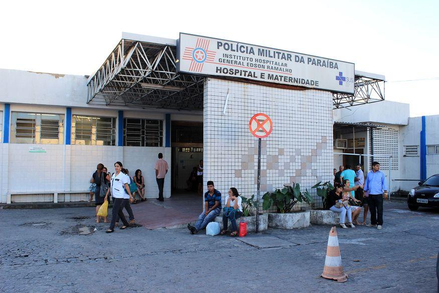 hospital edson ramalhos foto walla santos - CRM-PB afirma que atendimentos no Hospital Edson Ramalho não serão suspensos