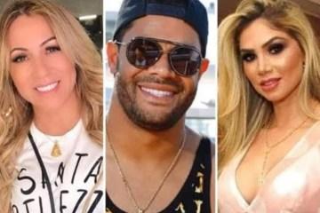 """""""Minha vida não é novela"""", diz Hulk após Léo Dias afirmar que jogador tem vida de ostentação longe da família da esposa"""