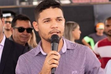 'Vamos empunhar a bandeira de luta pela renovação política de Bayeux': Jefferson Oliveira registra candidatura para disputar a eleição