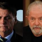 lula bolsonaro 868x644 1 - PESQUISA PODERDATA: Bolsonaro lidera corrida eleitoral para 2022 com 35%; Lula tem 21%