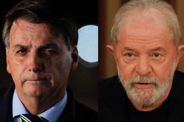 PESQUISA PODERDATA: Bolsonaro lidera corrida eleitoral para 2022 com 35%; Lula tem 21%