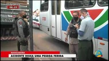 mqdefault - Tijolo cai de caminhão e atinge passageira dentro de ônibus em Mangabeira
