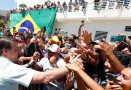 Agronegócio evitou que Brasil entrasse em colapso econômico, afirma Bolsonaro