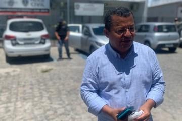 nilvan policia - MDB se posiciona sobre ameaça contra Nilvan e cobra das autoridades a apuração do caso - LEIA NOTA