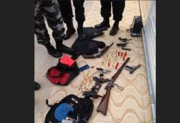 Operação da Polícia Militar prende suspeitos de tráfico de drogas em comunidade de João Pessoa