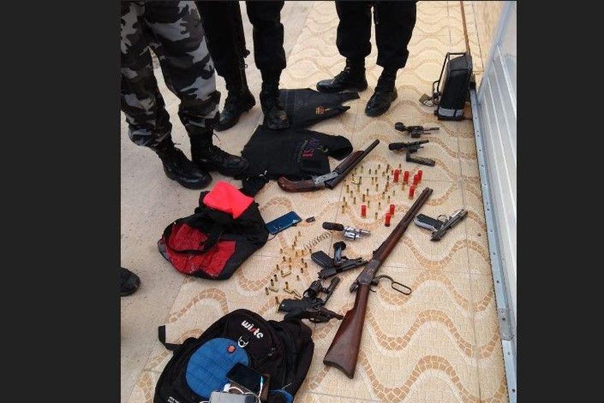 operacao pm - Operação da Polícia Militar prende suspeitos de tráfico de drogas em comunidade de João Pessoa
