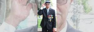 penicilina 300x103 - Morre Penicilina, ex-combatente do Exército e que lutou na Itália durante a Segunda Guerra Mundial