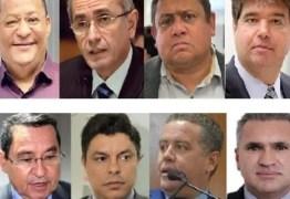 Há 8 dias do prazo final para as convenções, apenas dois partidos definem candidato a vice na disputa pela PMJP; ainda faltam 12