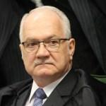 scostf edson fachin 1500 18082020124027666 - Ministro Edson Fachin nega recurso e mantém intervenção no PT de João Pessoa
