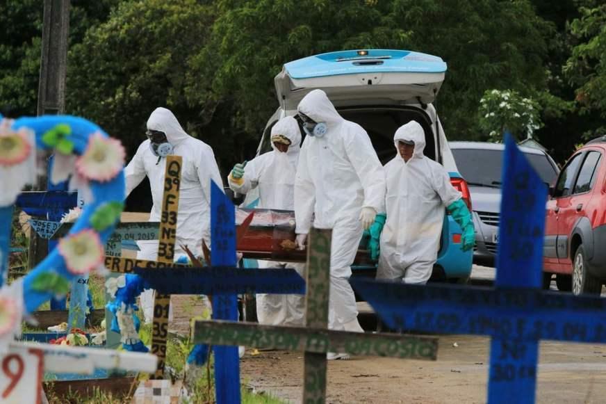show mortes covid 4745951E 7879 4E49 B232 A47A1A50F66A - Brasil registra 863 novas mortes por Covid-19 e total vai a 142.921