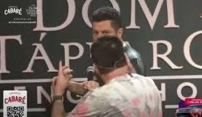 transferir - Bruno e Marrone se estranham durante live e Leonardo acalma os ânimos