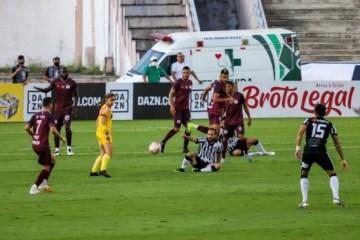 Treze empata sem gols com a Jacuipense e se complica na Série C do Brasileirão