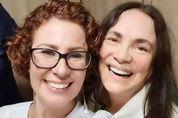 """tweet01 - """"Serpentes peçonhetas"""": Carla Zambelli e Regina Duarte são alvo de chacota no Twitter"""