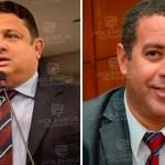"""wallber joão - Com insinuação de traição, Wallber Virgolino e João Almeida discutem durante debate: """"Cala boca que eu estou falando aqui"""" – VEJA VÍDEO"""