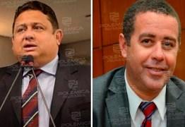 """Com insinuação de traição, Wallber Virgolino e João Almeida discutem durante debate: """"Cala boca que eu estou falando aqui"""" – VEJA VÍDEO"""