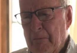 Entregador de pizza de 89 anos recebe R$ 68 mil de 'gorjeta' – VEJA VÍDEO