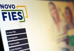 Governo regulamenta renegociação de dívidas com o Fies