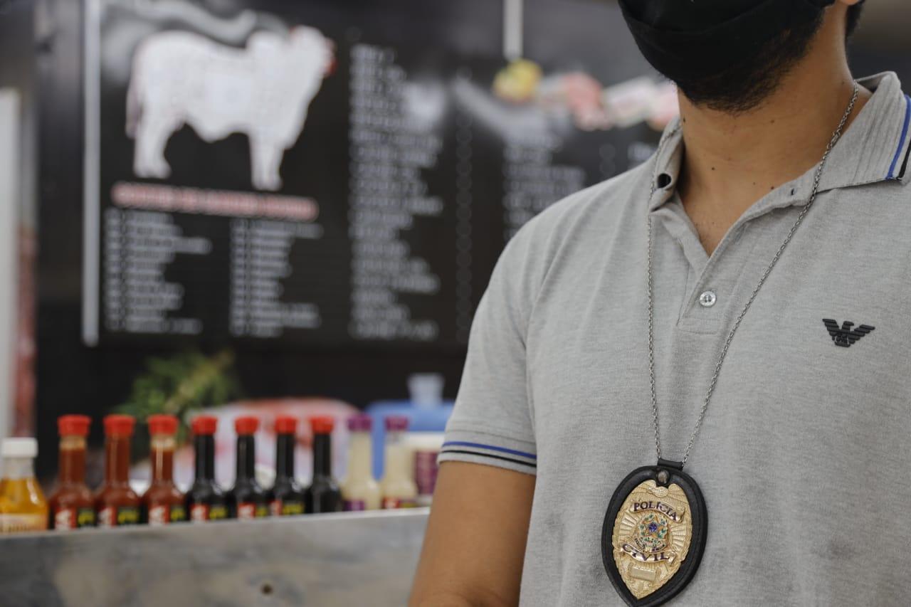 1 - Polícia Civil recupera em Bayeux carga de carne bovina avaliada em R$ 460 mil que foi roubada de Pernambuco