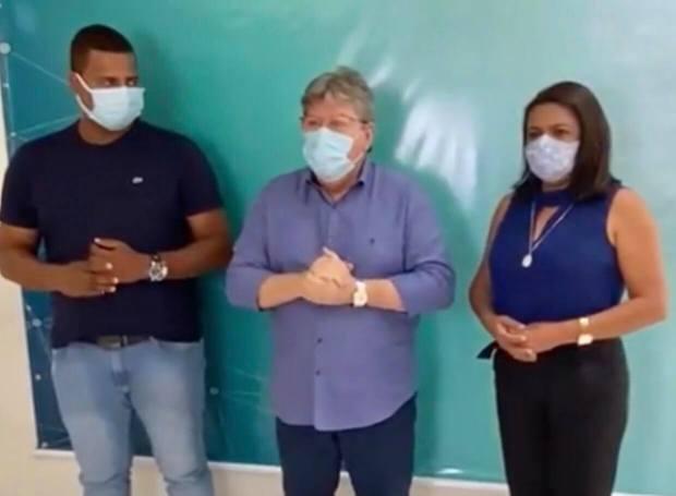 122750267 795486404638035 5436395050637630288 n - João Azevedo oficializa apoio a Jorge do Povão na disputa pela Prefeitura de Pitimbu