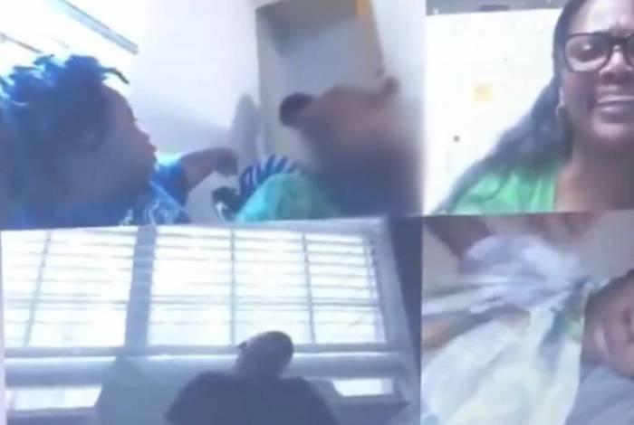 1 58fbgyky97fafrqx7a817mpo1 20019833 - Mãe entra pelada no quarto do filho durante aula online e viraliza - VEJA VÍDEO