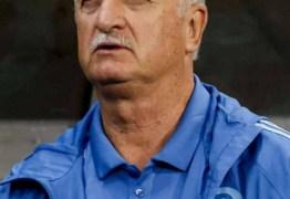 Após demitir Ney Franco, Cruzeiro anuncia Felipão como novo técnico