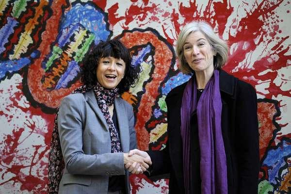 2020 10 07t100014z422417146rc2ldj9uodhertrmadp3nobel prize chemistry - Duas mulheres recebem Nobel de Química por edição do genoma