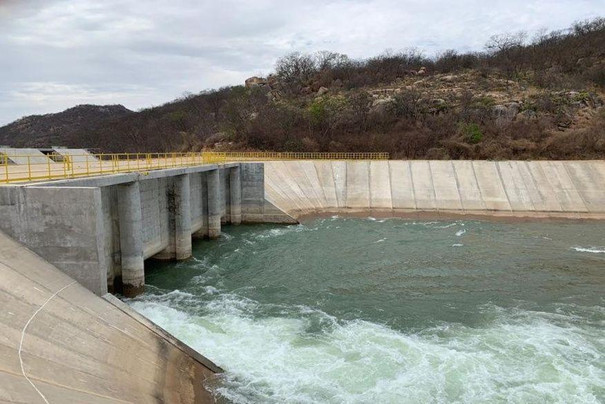 29102020 aguas do rio sao francisco - Paraíba e outros estados voltam a receber fluxo das águas do Rio São Francisco