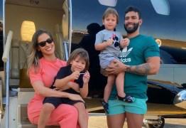 Gusttavo Lima pagará R$ 56 mil de pensão à ex e aos filhos