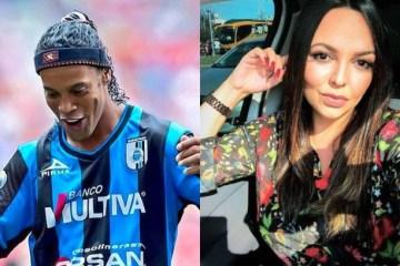 8ea59khtalm1xrnpwz8jtidur - Ronaldinho tenta se reaproximar de ex que o denunciou por agressão