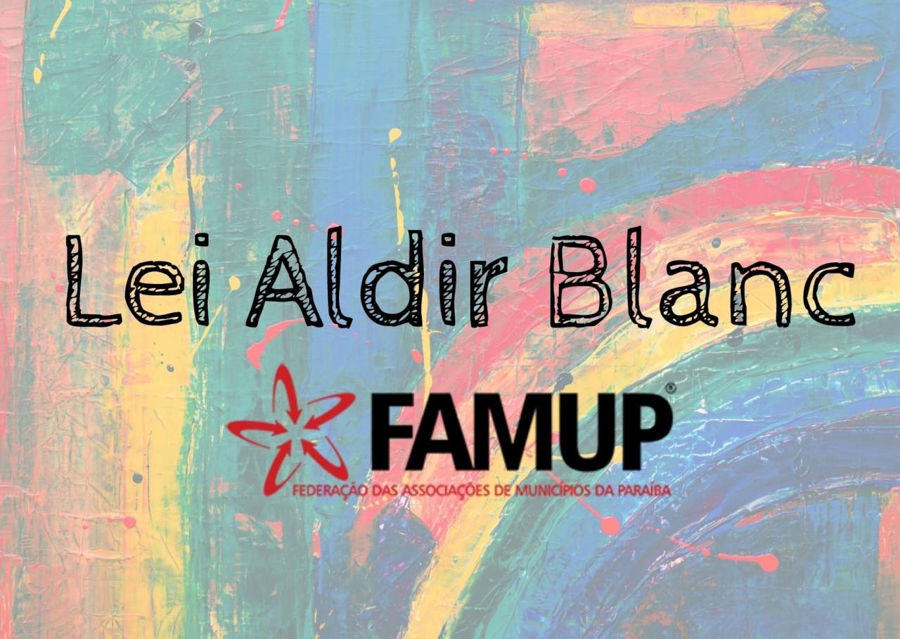 90455de7 b750 46dd a2c0 11b8f7fe196d - Mais 23 municípios paraibanos estão aptos a operacionalizar recursos da Lei Aldir Blanc