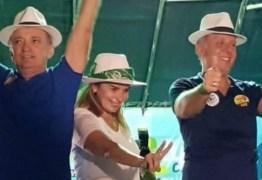 PARTICIPAÇÃO ATIVA: Aguinaldo e Daniella Ribeiro abraçam candidatura de Galego e Jureia em São Bento