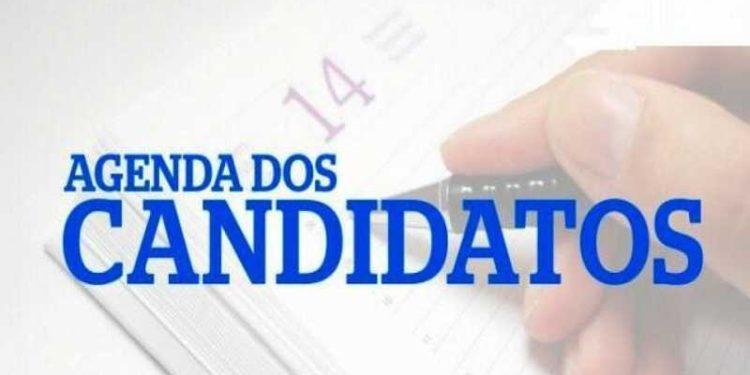 Agenda candidatos paraíba 750x375 2 - Reuniões, entrevistas, visitas e debate marcam a agenda dos candidatos à prefeitura de João Pessoa nesta quarta-feira