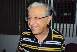 Morre ex-deputado Armando Abílio, vítima de infarto, aos 75 anos