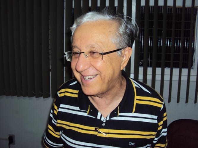 Armando Abilio - Morre ex-deputado Armando Abílio, vítima de infarto, aos 75 anos