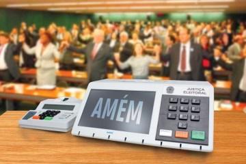 Bancada evangelica urna - 503 ANOS DA REFORMA: saiba quais parlamentares da Paraíba compõem a Bancada Evangélica no Congresso