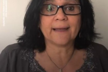 """Raoni Mendes divulga vídeo de Damares Alves apoiando sua candidatura: """"Raoni conte conosco"""" – VEJA VÍDEO:"""