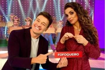 Capturar6 1 - Raça Negra não aceita ir ao Hora do Faro e se explica, gravação do programa teve choro e barraco de Luiza Ambiel