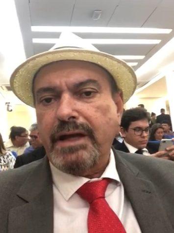 Deputado Jeová Campos pede susensão de contrato com empresa Tapajós e1602097048166 - Jeová denuncia inoperância de empresa que foi contratada para executar obra no sertão e pede ao DER que rescinda contrato